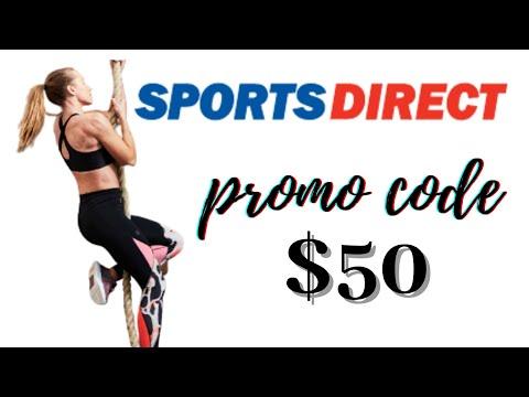FREE SPORTSDIRECT Code 2020 💛 REAL $50 Sportsdirect Discount Code & Voucher Working in 2020! ✅