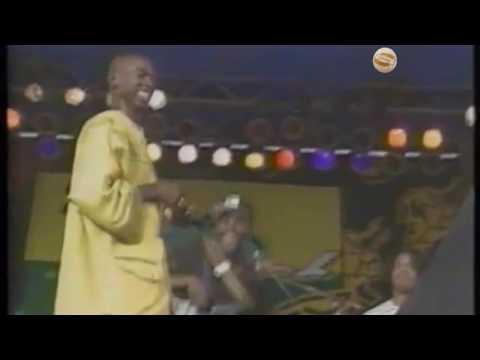 Wayne Wonder & Buju Banton at  Reggae Sunsplash  1992