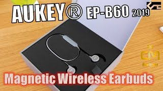 AUKEY EP-B60 : Test  - Wireless Bluetooth 5.0 Earbuds - Hands-on (De...