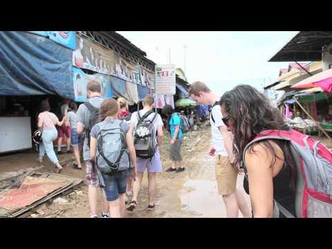 2012 Act Three Trip - Day 3 (Cambodia/Poipet)