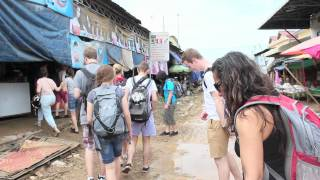 2012 Act Three Trip - Day 3 (Cambodia/Poipet)