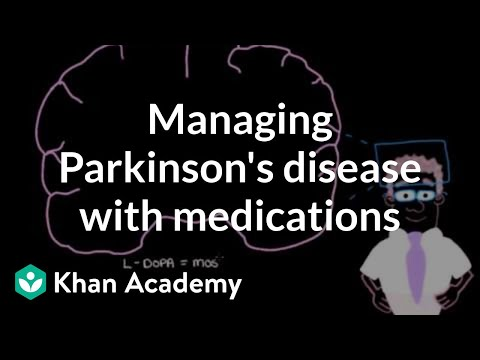 Managing Parkinson's disease with medications | Nervous system diseases | NCLEX-RN | Khan Academy