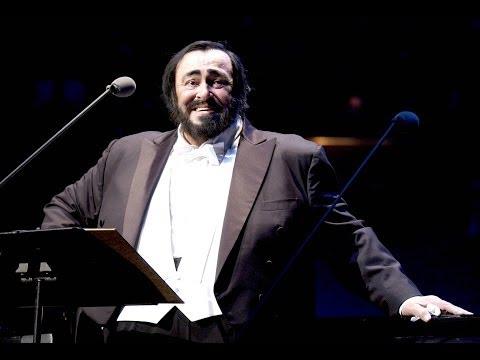Гала-Концерт Лучано Паваротти в Мюнхене — Luciano Pavarotti Gala concert in Munich