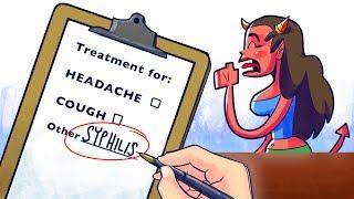 I Gave Syphilis to all of Society - Hell's Pharma