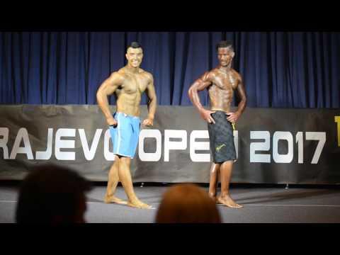 Adel Trako - Sarajevo Open 2017 - Physique -178cm