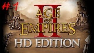 Age of empire II: HD Edition -GIOVANNA LA PULZELLA- #1