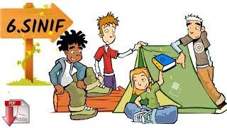 6.Sınıf 4x4 Sömestr Kamp Programı   15 Tatil ➤2019