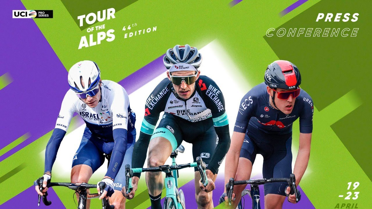 Tour of the Alps - Press conference day 4