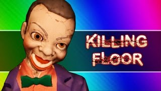 Puppet House of Death (Killing Floor Halloween DLC)