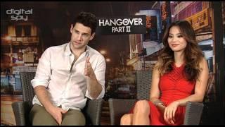 The Hangover Part II: Bradley Cooper & Stars are Interviewed