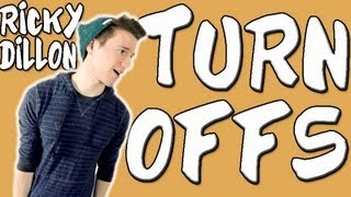 OBNOXIOUS TURN OFFS | RICKY DILLON thumbnail
