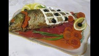 ЛЕГКОЕ и ДИЕТИЧЕСКОЕ блюдо из речной рыбы.