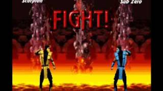 Funny Ultimate Mortal Kombat Parody Collection  [HD]