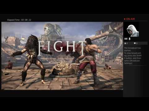 bcslim365's Live PS4 Broadcast