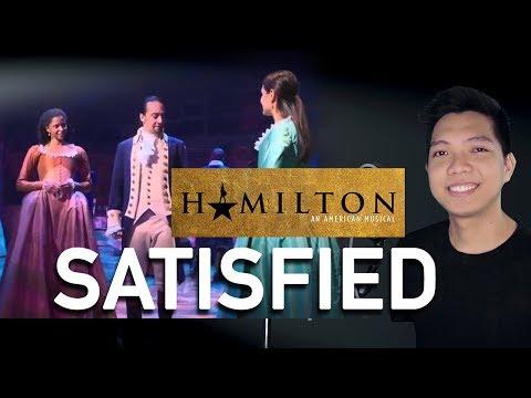 Satisfied (A. Hamilton Part Only - Karaoke) - Hamilton