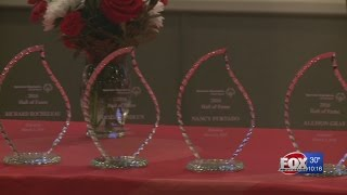 Special Olympics RI holds Hall of Fame dinner