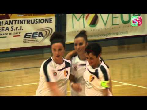 Calcio A 5, Serie A Femminile: Virtus Ciampino - Tollo, Highlights E Interviste