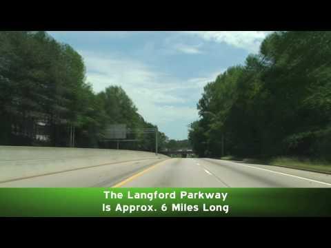 Atlanta, GA Langford Parkway GA-166 HD