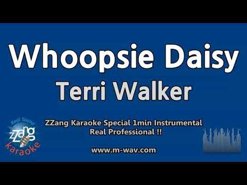 Terri Walker-Whoopsie Daisy (1 Minute Instrumental) [ZZang KARAOKE]