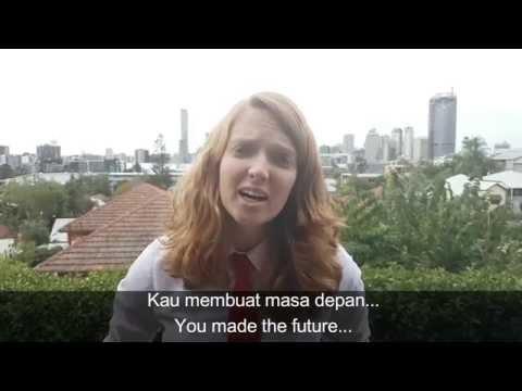 Presiden Sukarno by Sally Andrews