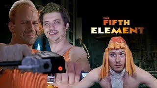 The Fifth Element low cost trailer