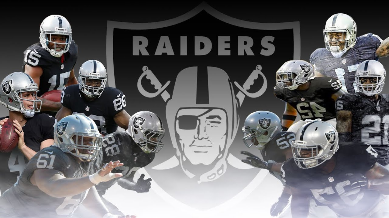 d7c42e5d 2016 Oakland Raiders Hype Video -