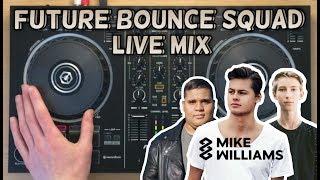 Future Bounce Squad Live Mix 2017 | Pioneer DDJ-RB