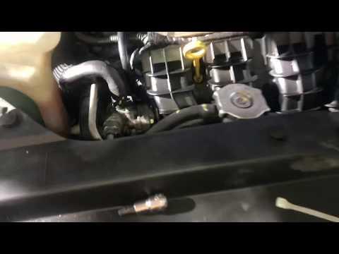 2012-jeep-compass-sport-2.4-l-radiator-coolant-drain-location