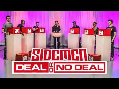 SIDEMEN DEAL OR NO DEAL