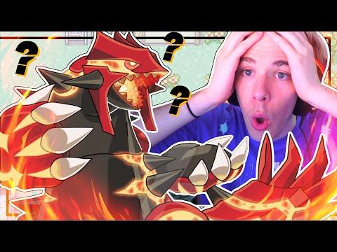 Pokémon RO MEGALOCKE Ep.33 - GROUDON PRIMIGENIO SUPER EPICO