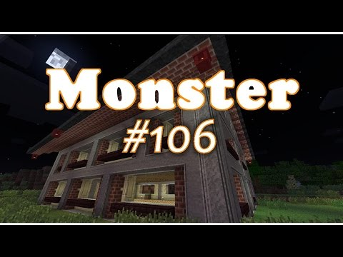 Fabrikhalle Teil 5 #106 - Let's Play Minecraft Monster