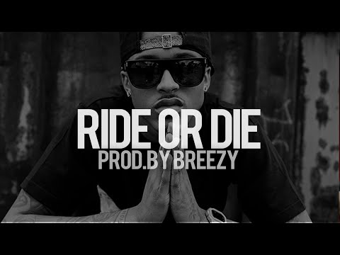 "August Alsina R&B Type Beat - ""Ride Or Die"" (Prod. By Breezy) (SOLD!)"