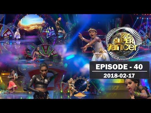 Hiru Super Dancer   Episode 40   2018-02-17