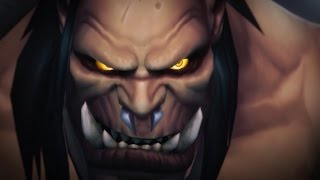 World of Warcraft Official Patch 6.2: Fury of Hellfire Trailer