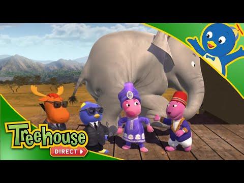 The Backyardigans: Elephant on the Run - Ep.74