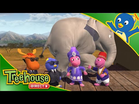 The Backyardigans: Elephant on the Run - Ep.74 thumbnail