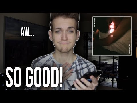 """""""THE GOOD SIDE"""" BY TROYE SIVAN! (FIRST LISTEN/REACTION!)"""