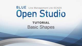 Video: BLUE Open Studio Tutorial #13: Basic Shapes