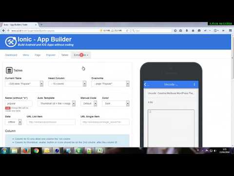 How To Build An App Without Coding (Offline App)