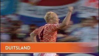 Oranje tegen Duitsland: 'Volksparkstadion is van Oranje'