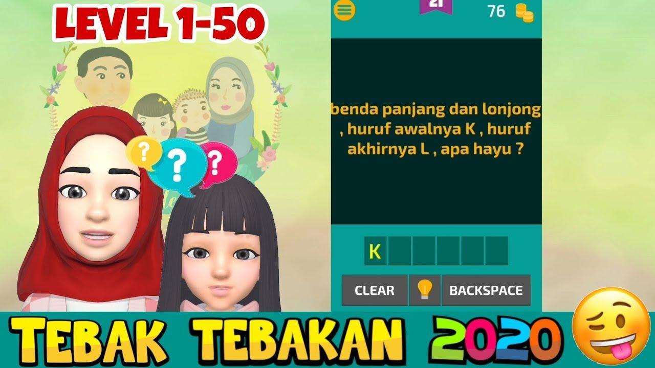 Guess picture name it is an app that. Game Tebak Tebakan 2020 Level 1 50 Jawaban Tebak Tebakan Level 1 50 Youtube