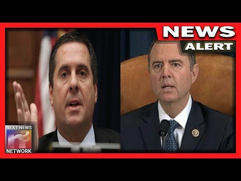 THEY GOT CAUGHT! Nunes Just Blew the ROOF off Impeachment Hearing With BLISTERING Opening Statement