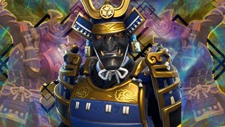 Fortnite Funny Moments with The Samurai Skin