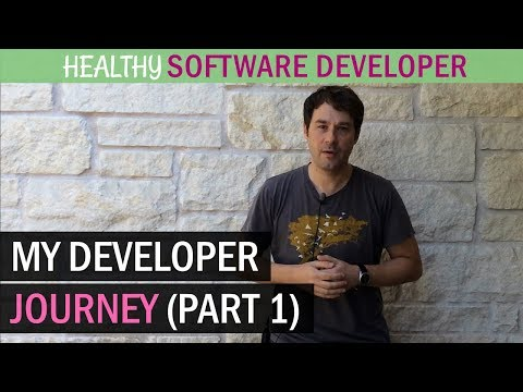 My Software Developer Journey 1/3