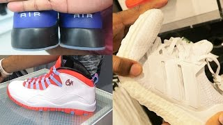 NIKE AIR JORDANS AT ROSS OUTLET?! Stephen Curry Shoes Are Trash! SneakerHead Shoe Vlog Ep.30