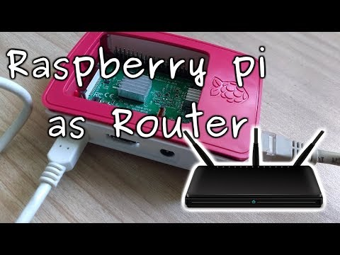 Use Raspberry Pi 3 As Router: 10 Steps (with Pictures)