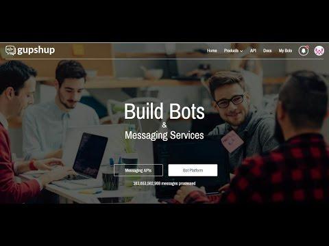 Building smart bots with NLP - webinar