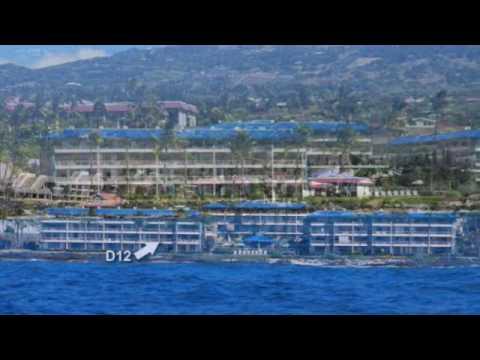 Oceanfront Kona Reef  Vacation  Condo Rental