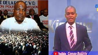 kiosque 07 Décembre MARTIN FAYULU FAIT PEUR, CENI CONERILLE NANGA CONFIRME LES ELECTION