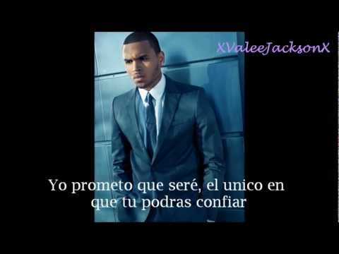 Chris Brown  Dont Judge Me Traducida al Español